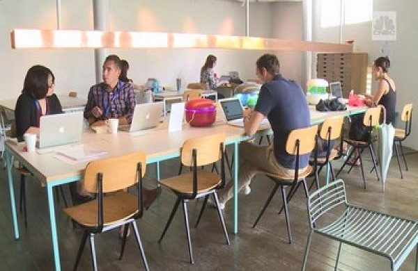 [Article] Coworking Spaces Aren't Just For Entrepreneurs Anymore