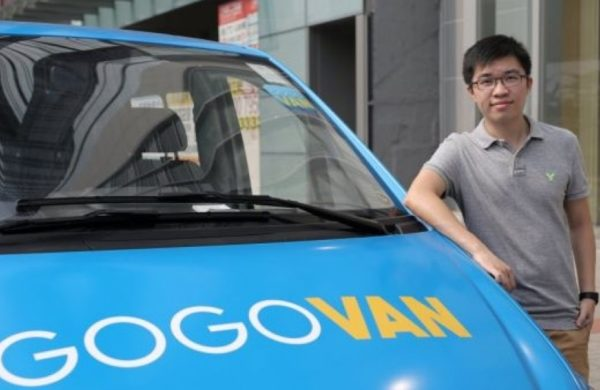 [Article] GoGoVan – a US$1 billion start-up after merger with 58 Suyun