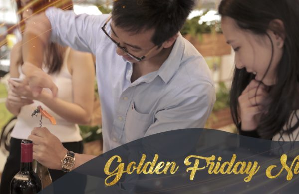 [Expired] Golden Friday Night – Share Your Startup Story