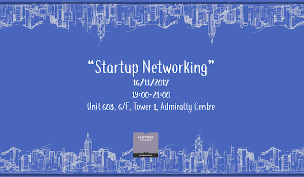 [Expired] Startup Networking